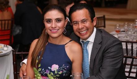 Gris Casas y Emmanuel Díaz de León.