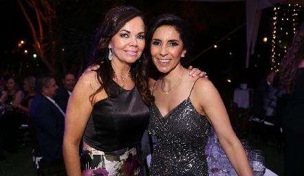 Elsa Tamez y Elisa Martínez.