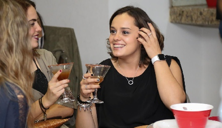 Cumpleaños de Alejandra Martínez.