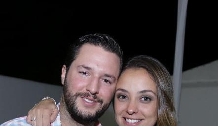 Rodrigo Planas y Paloma Díaz Infante.
