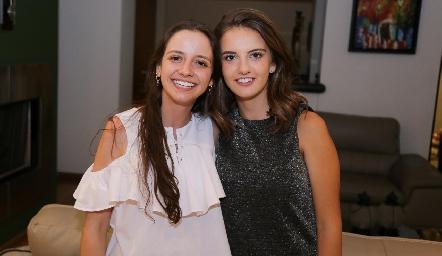 Regina y Melissa Meade.