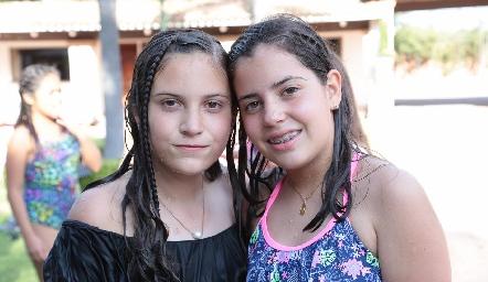 Lucciana y Marijó.