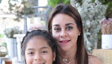 Andrea y Margarita.