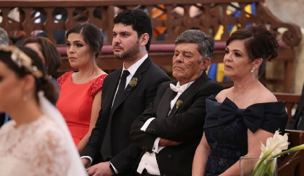 Familia Allende.
