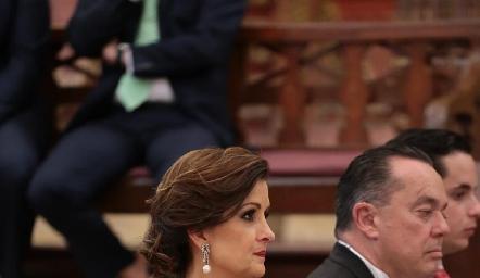 Maite Yamín y Agustín Soberón.