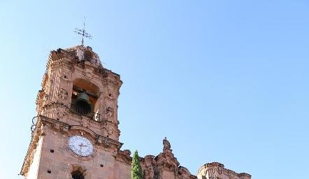Templo de San Cayetano.