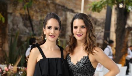 Daniela Mina y Jessica Martín Alba.
