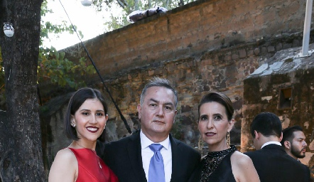 Familia Delgado Martínez.