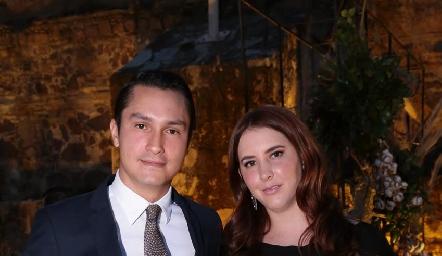 Chuchín Martínez y María Gómez.