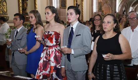 Boda de Alejandro Castañeda y Claudia Obregón.