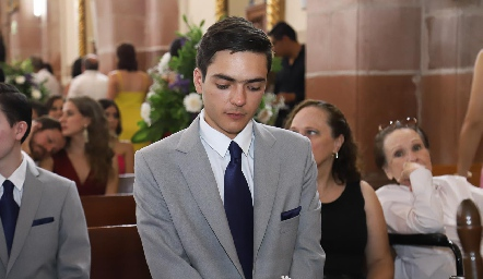 Luis Obregón.