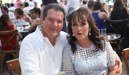 Francisco Carrillo y Guille Martín.