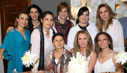 Cumpleaños de Lupita Pereda.