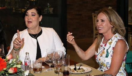 Cumpleaños de Lupita Pereda .