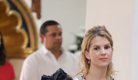 Primera Comunión de Fernanda Villalobos.