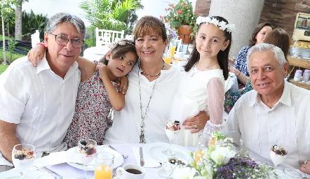 Familia Anaya.