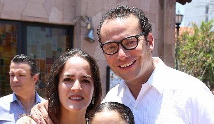 Familia Nava Puente.
