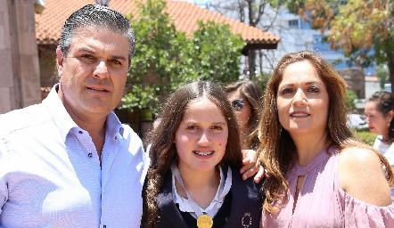Familia Dip Altamirano.