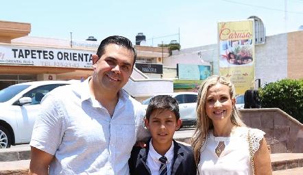 Familia Compean Irigoyen.
