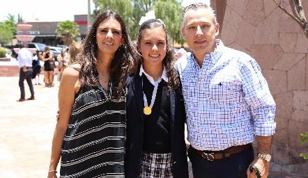 Familia Galán Rivero.