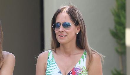 Adriana Pedroza.