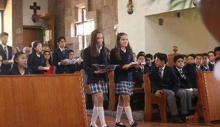 Graduación Primaria Instituto Andes y Colegio Del Bosque.