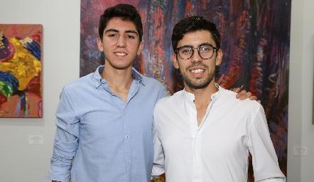 Andrés y Miguel Correa.