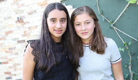 María y Marijó.