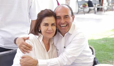 Coco y Fernando Pérez.