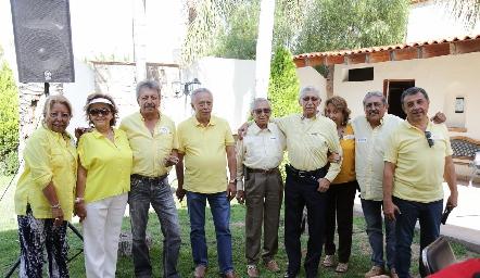 Los hermanos Díaz de León.