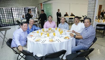 Día del Padre en el Instituto Andes y Colegio del Bosque.