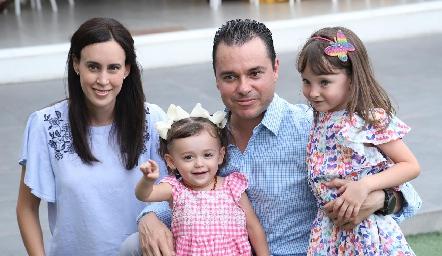 Familia Arriaga.