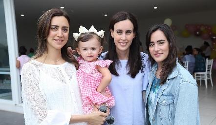Chicas González.