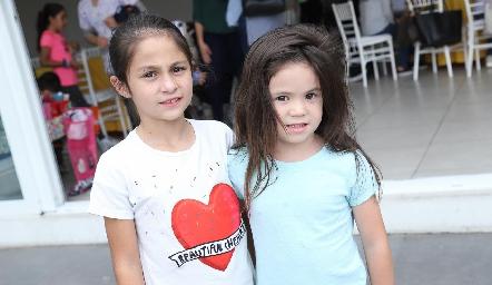 Marijo y Emilia.