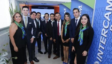 Inauguración de INTERCAM.