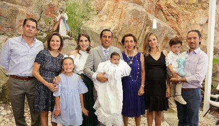 Familia Ramírez Abella.