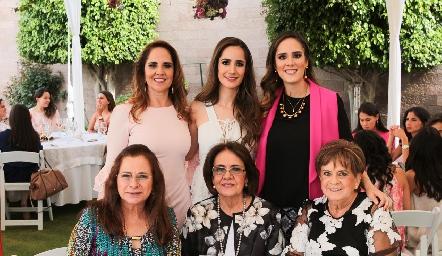Familia Espinosa.