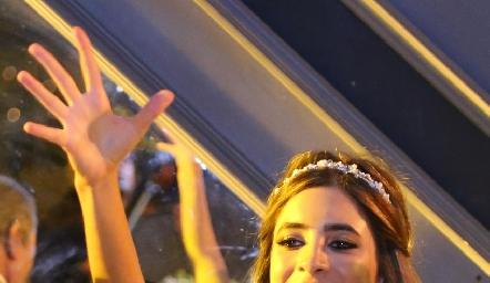 Daniela Güemes.