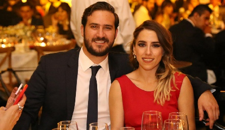 Ro Valle y Ana Gaby Ibarra.