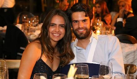 Alexia del Villar y Pato Maurer.