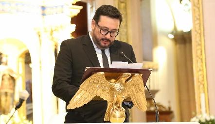 Germán González Martí.