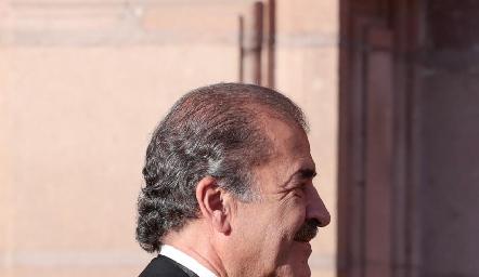 Marco Güemes.