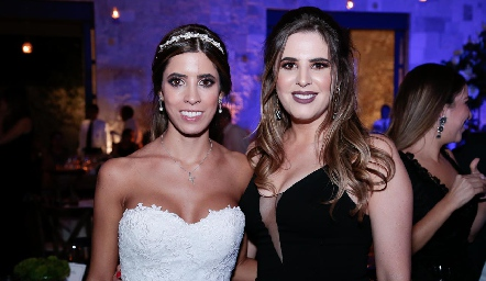 Daniela Güemes y Luli Robles.