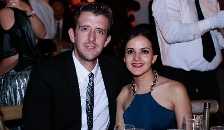 Eduardo Alvarado y Yolanda Aguillón.
