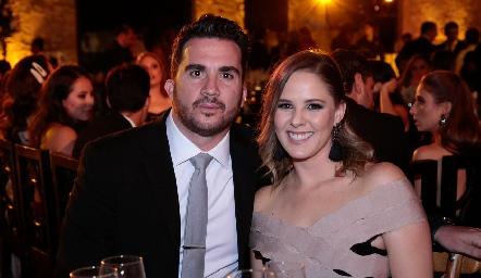 Armando y María.