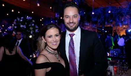 Laura y Roberto Alcalde.