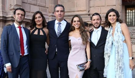 Familia Güemes.