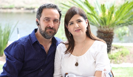 Federico y Cristina.