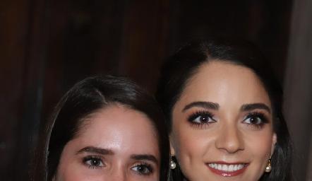Guada y Sofía Álvarez.