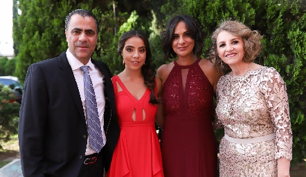 Familia Anaya Galarza.